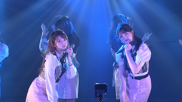 =LOVE 2020年9月公演 #8「Want you!Want you!」