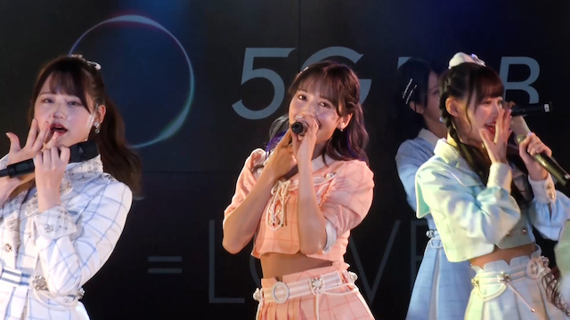 =LOVE 第4回5GLAB特別公演 #6「Want you!Want you!」