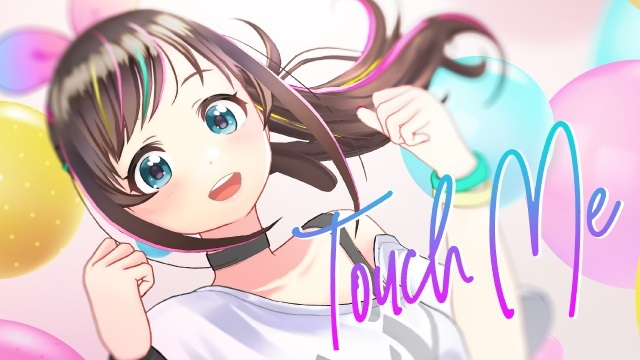 Kizuna AI / Touch Me 360°VR Music Video