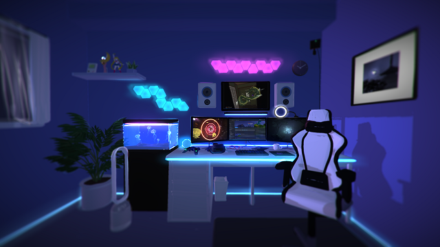 【VRアート】MyRoom is the Universe
