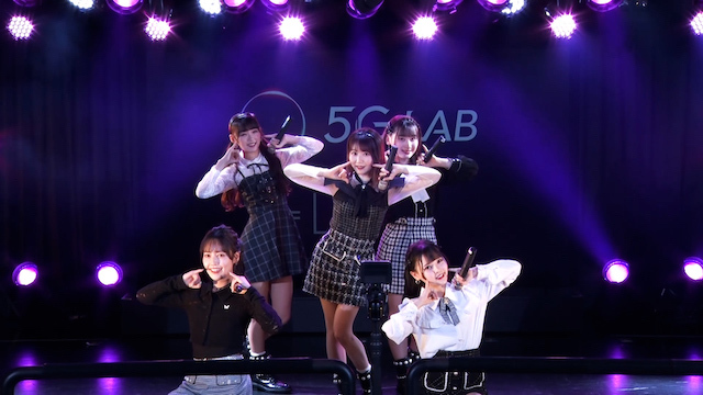 =LOVE 第5回5GLAB特別公演 #3「Sweetest girl」