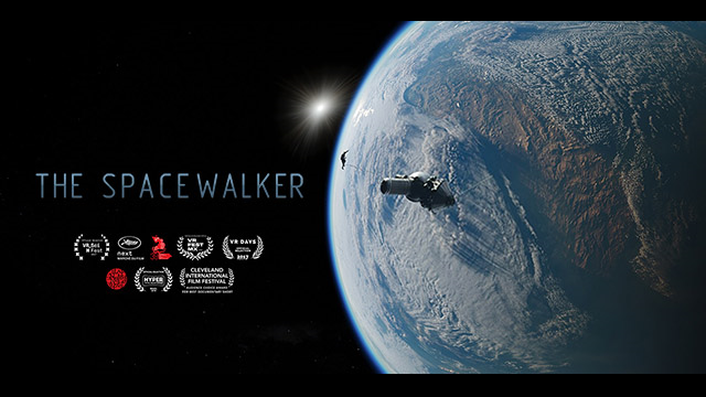 The Spacewalker -世界初の宇宙遊泳を体験-