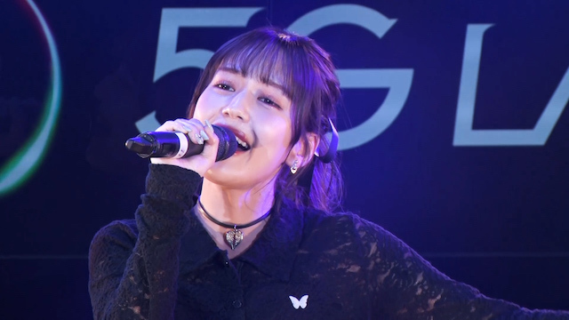 =LOVE 第5回5GLAB特別公演 #5「My Voice Is For You」
